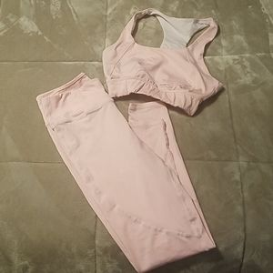 Workout set. Size small